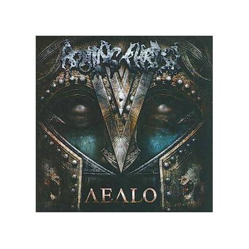 Rotting Christ - Aealo (CD) - image 1 of 1