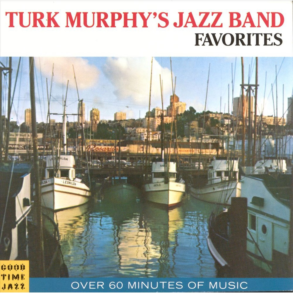 Turk murphy - Favorites (CD)