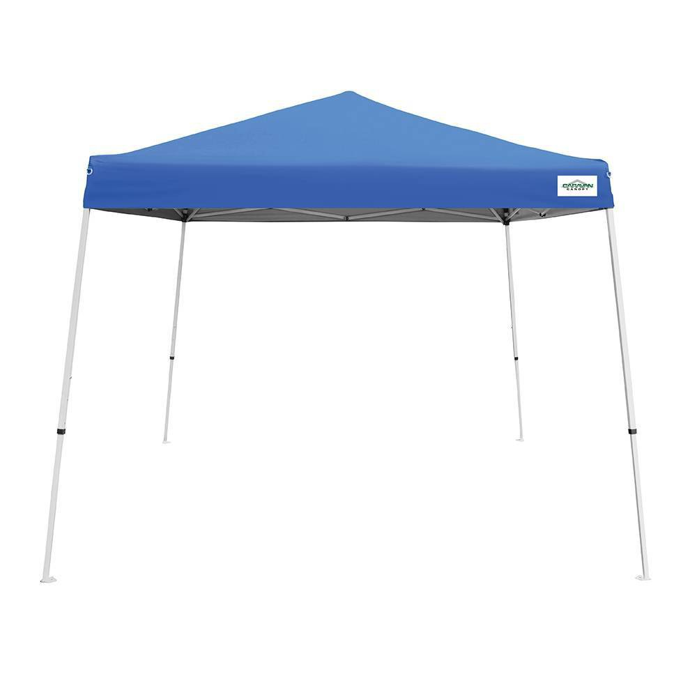Image of Caravan 10x10 V-Series Canopy - Blue