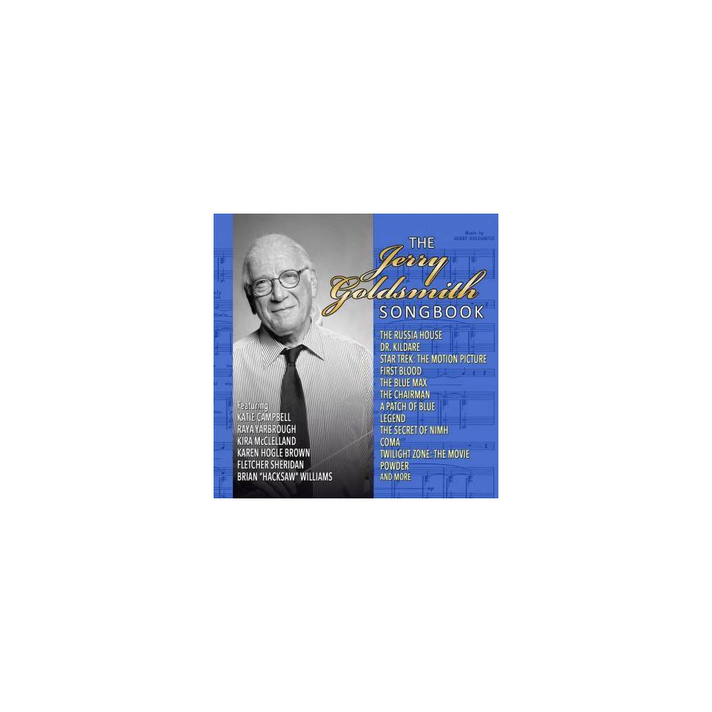 Various - Jerry Goldsmith Songbook (Ost) (CD)