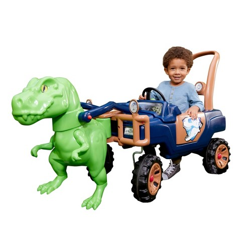Little Tikes T-Rex Truck Ride-On - image 1 of 4