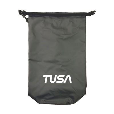 TUSA Roll Top Drybag 15L, Black