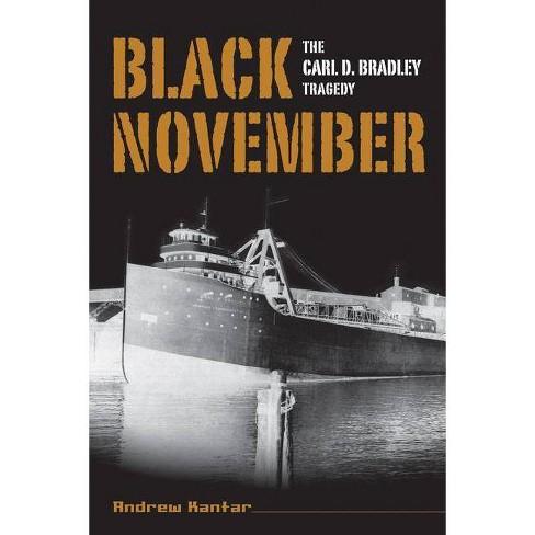 Black November - by  Andrew Kantar (Paperback) - image 1 of 1