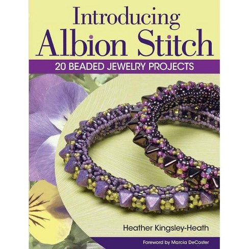 Introducing Albion Stitch - by  Heather Kingsley-Heath (Paperback) - image 1 of 1