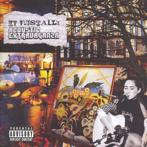 Kt tunstall - Acoustic extravaganza [Explicit Lyrics] (CD) - image 1 of 1