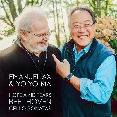 Yo-Yo Ma & Emanuel Ax - Hope Amid Tears — Beethoven: Cello Sonatas (3 CD)