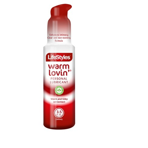 LifeStyles® Warm Lovin™ Personal Lube - 3.5oz - image 1 of 1