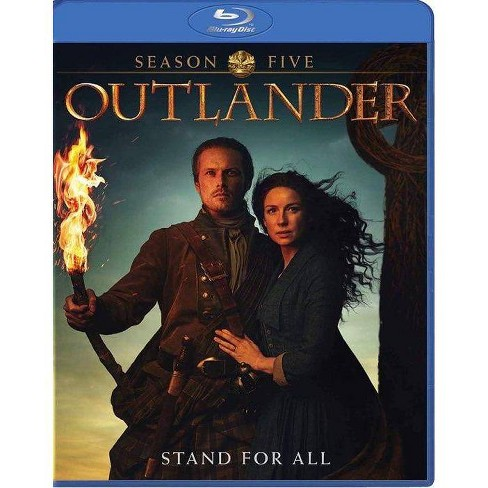 Outlander - Season 5 (4 Discs) (Blu-ray) - image 1 of 1