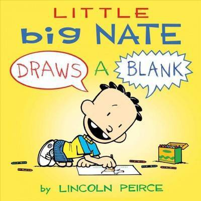 Little Big Nate, 1 - by  Lincoln Peirce (Board Book)