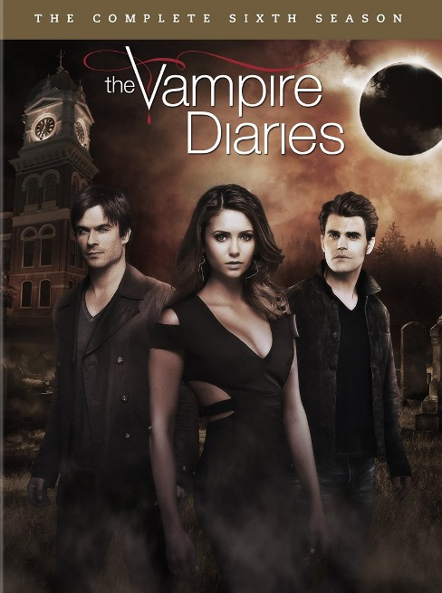 The Vampire Diaries: The Complete Sixth Season - image 1 of 1