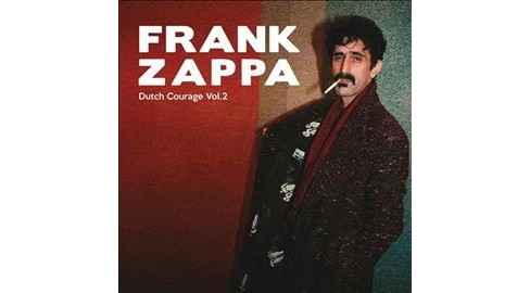 Frank Zappa - Dutch Courage:Vol 2 (Vinyl) - image 1 of 1