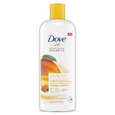 Dove Beauty Bubble Bath Mango - 23 fl oz