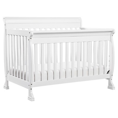 DaVinci Kalani 4-in-1 Convertible Crib - White