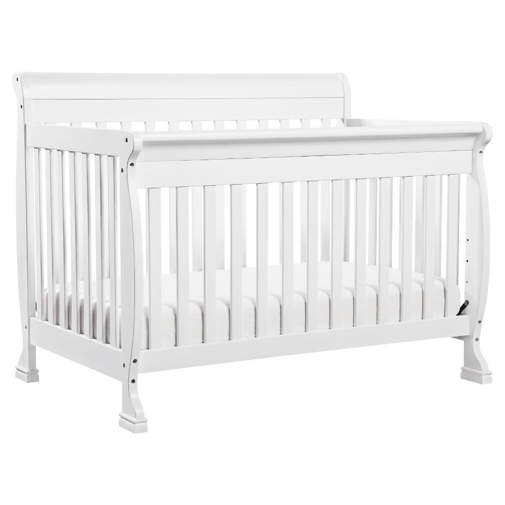Davinci Kalani 4 In 1 Convertible Crib White
