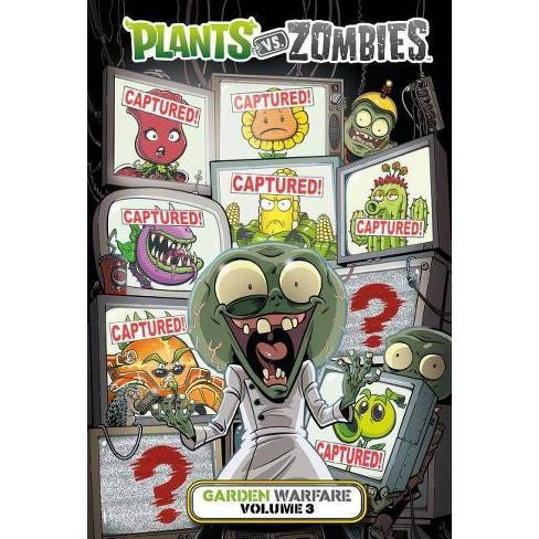Plants Vs Zombies Garden Warfare Volume 3 By Paul Tobin Hardcover