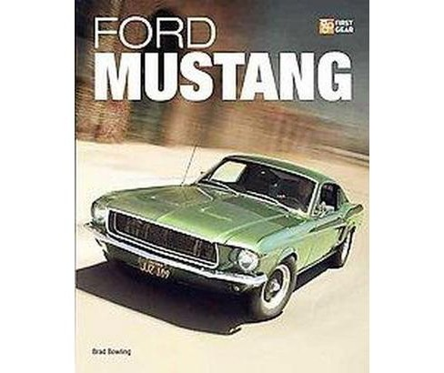 Ford Mustang (Paperback) (Brad Bowling) - image 1 of 1