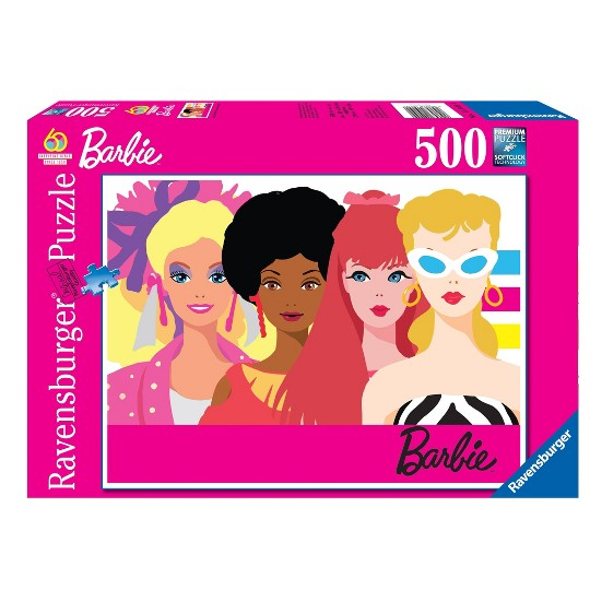 Ravensburger 60th Anniversary Puzzle 500pc, Adult Unisex image number null