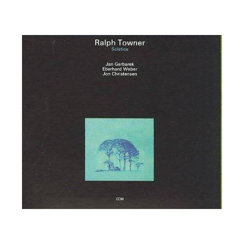 Ralph Towner - Solstice (CD) - image 1 of 1