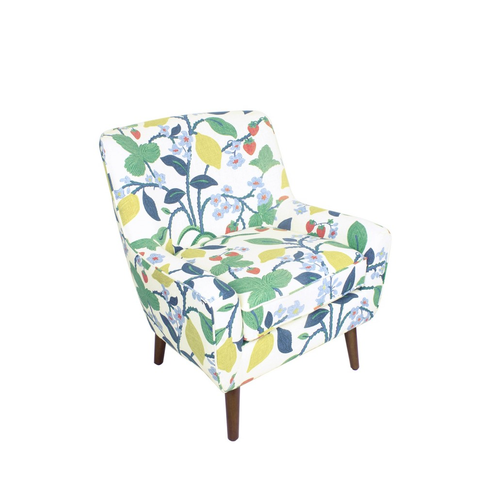 Gerrit Modern Accent Chair Floral - HomePop was $349.99 now $262.49 (25.0% off)