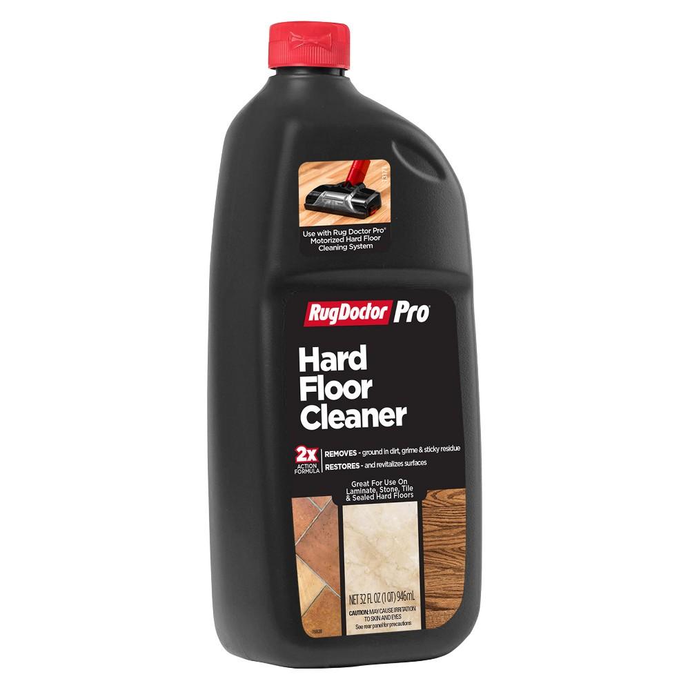 Rug Doctor Pro Deep Hard Floor Cleaner 32oz, Red