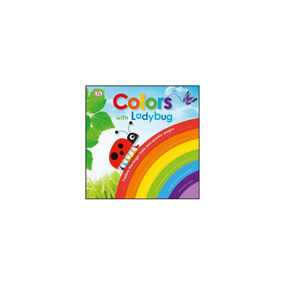 Colors With Ladybug (Hardcover) (Dawn Sirett)