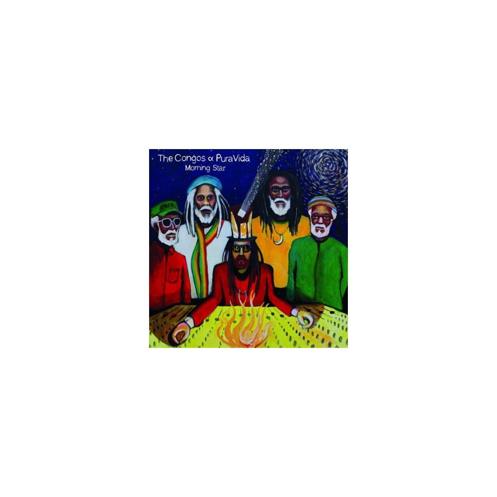 Congos - Morning Star (CD)