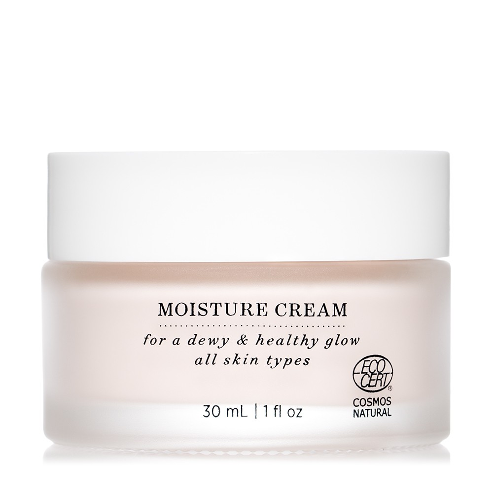 Grace + Tonic Botanical Facial Moisturizer Cream - 1oz, Pink