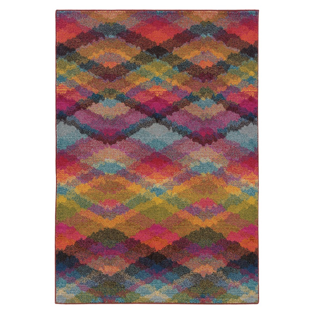 Image of 10'X13' Shapes Area Rug