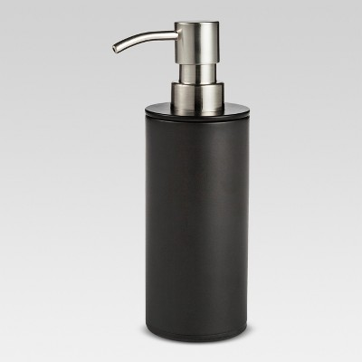 Metal Soap Pump Black - Threshold™