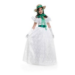 Women\'s Plus Size Southern Bell Costume White 2X : Target