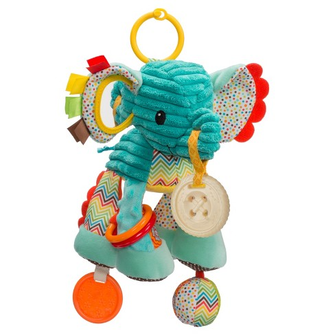 Infantino Go Gaga Playtime Pal Elephant Target