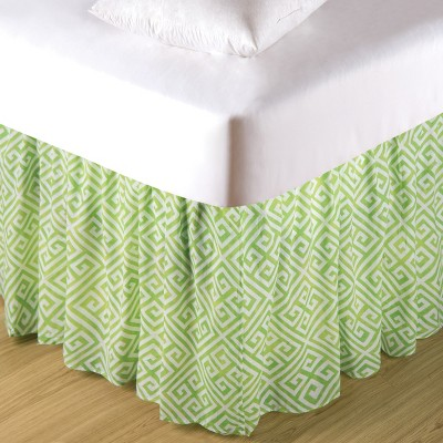C&F Home Moana Queen Bed Skirt