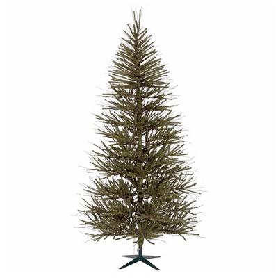 Vickerman 10' Unlit Medium Artificial Christmas Tree Vienna Twig