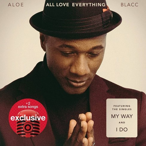 Aloe Blacc - All Love Everything (Target exclusive, CD) - image 1 of 1