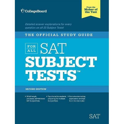 How to study for the sat subject tests