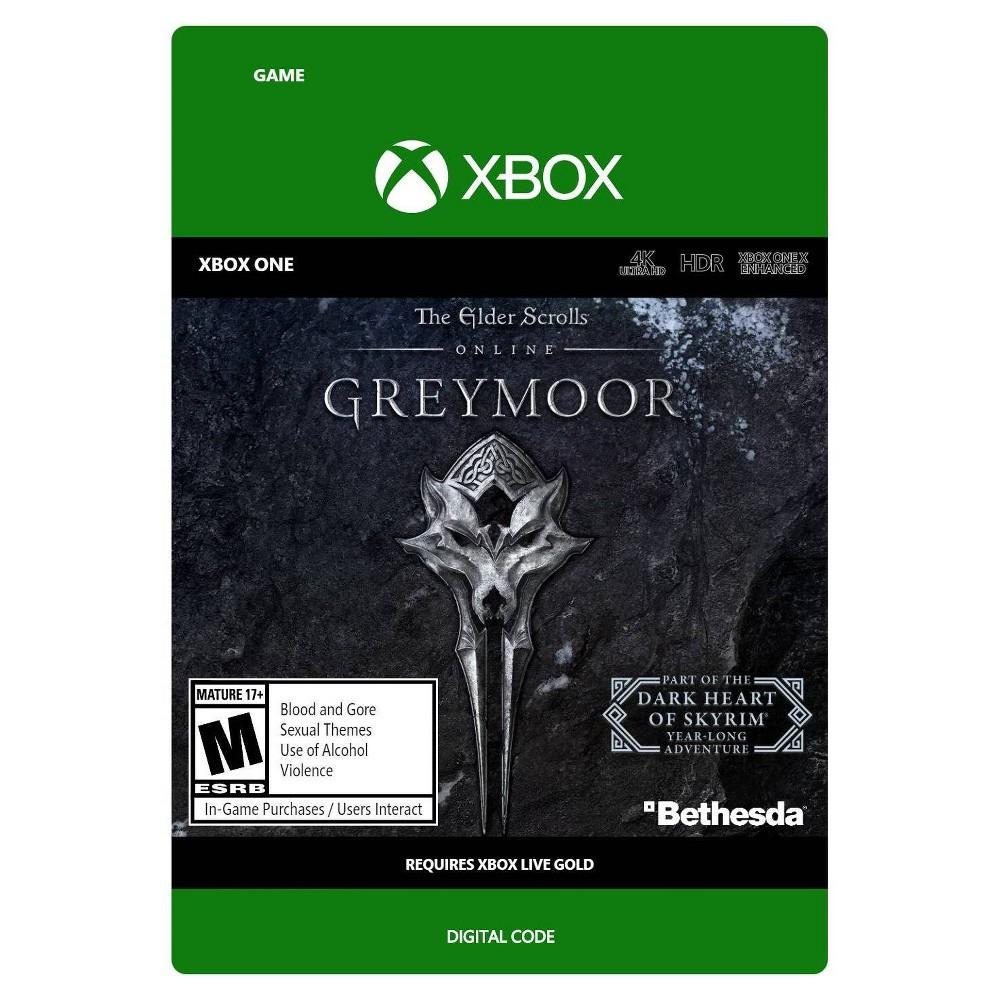 The Elder Scrolls Online Greymoor Xbox One Digital