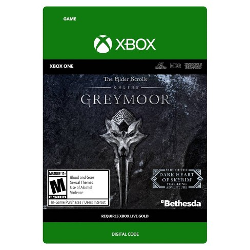 The Elder Scrolls Online: Greymoor - Xbox One (Digital) - image 1 of 1