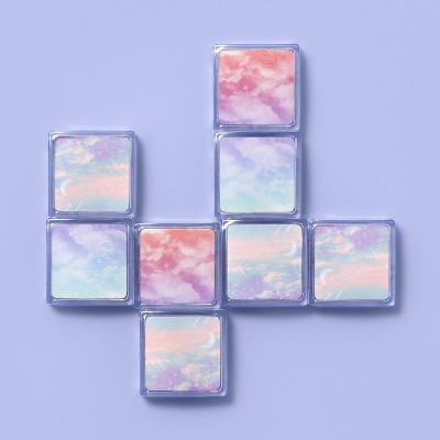 8pk Locker Magnets Cloud - More Than Magic™