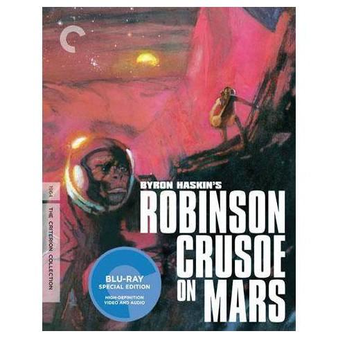 Robinson Crusoe On Mars (Blu-ray) - image 1 of 1
