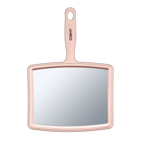 Conair Large Rectangle Handheld Mirror - Colors may vary - image 1 of 4