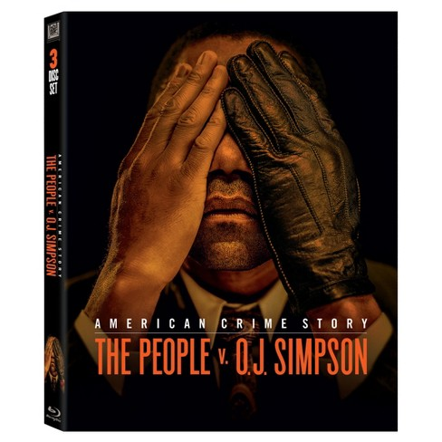 American Crime Story: The People vs OJ Simpson (Blu-ray) - image 1 of 1