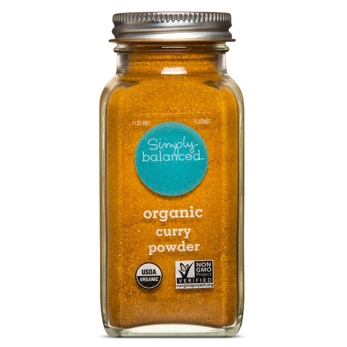 Organic Curry Powder - 3oz - Simply Balanced™ - image 1 of 1
