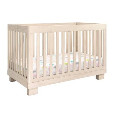 Babyletto Modo 3-in-1 Convertible Crib - Natural