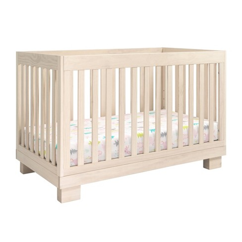 Babyletto Modo 3-in-1 Convertible Crib with Toddler Rail - image 1 of 9