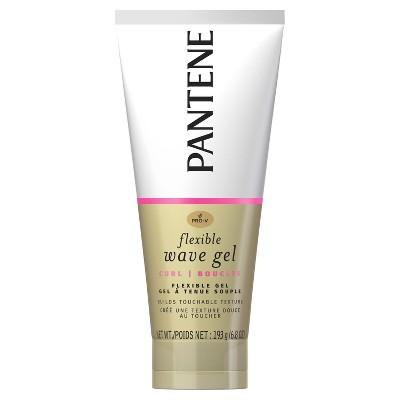 Pantene Pro-V Curl Sculpting Gel Non-Sticky Formula for Soft & Springy Curls - 6.8oz
