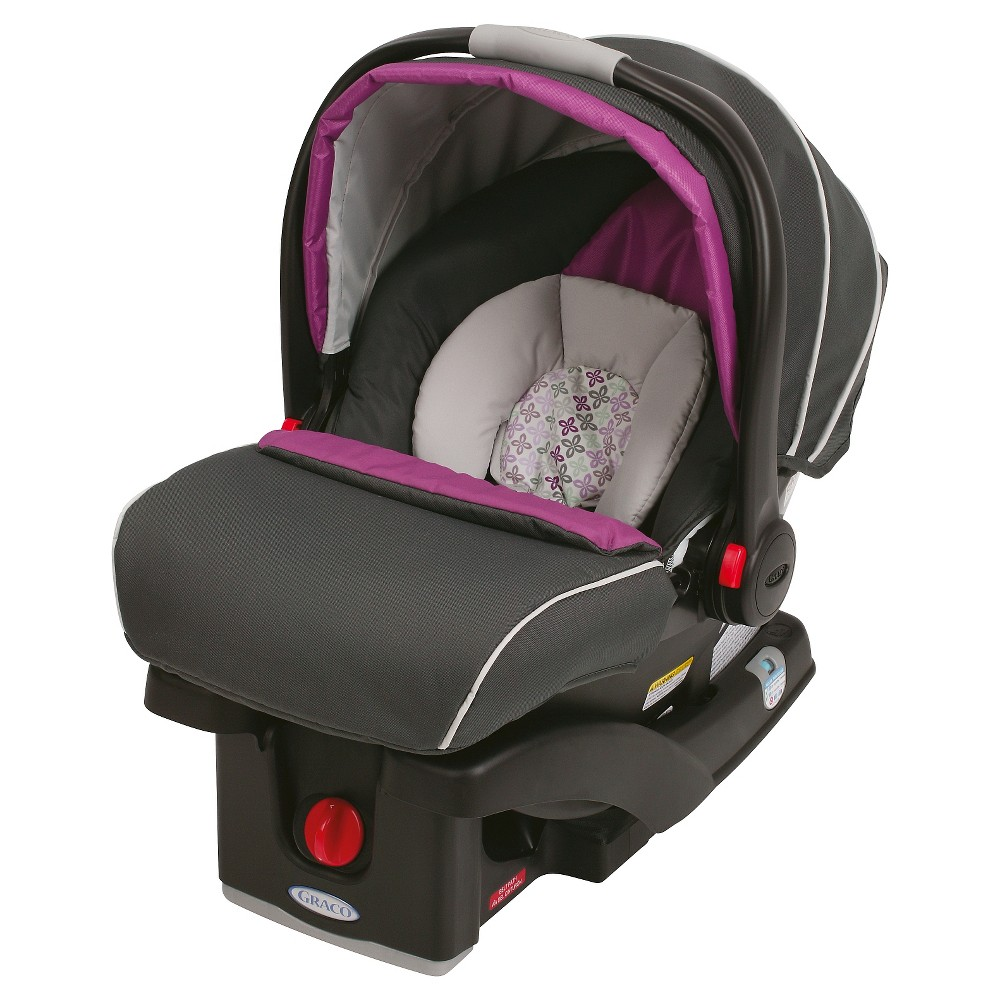 Graco Snug Ride 35 Click Connect Car Seat with Boot - Nyssa