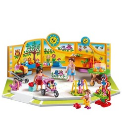 Playmobil Baby Store, mini figures