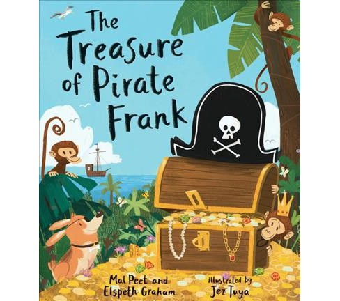 Treasure of Pirate Frank -  by Mal Peet & Elspeth Graham (School And Library) - image 1 of 1