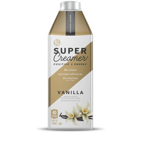 Kitu Vanilla Super Creamer 25 4 Fl Oz Target