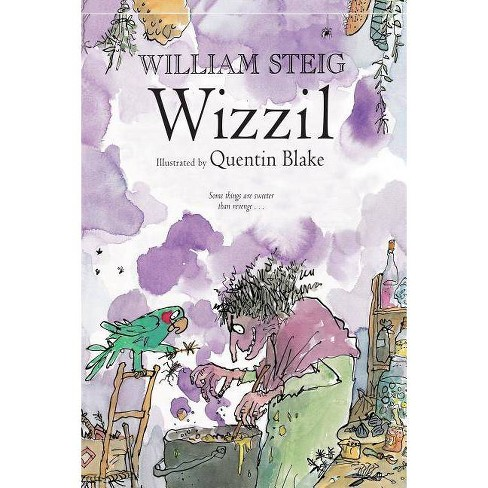 Wizzil - by  William Steig (Paperback) - image 1 of 1